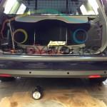 Reverse Parking Sensor Fitting