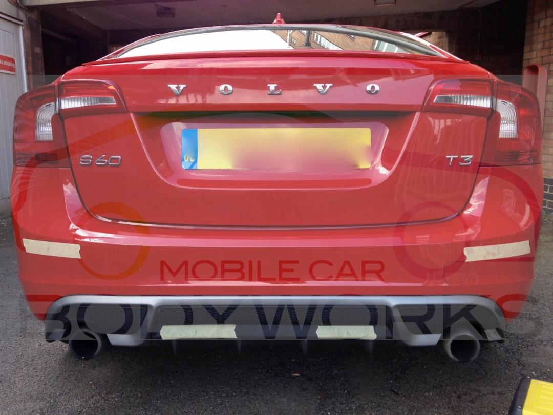Reverse Parking Sensor Fitting - Mobile Car Body Works Ltd