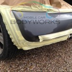 Cracked Bumper Repairs